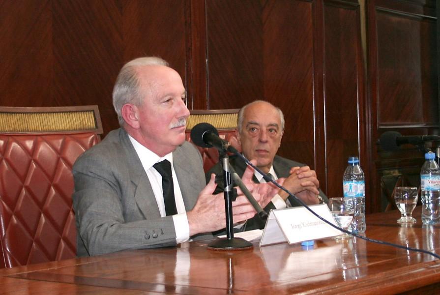 Jorge L. Kielmanovich y Atilio A. Alterini