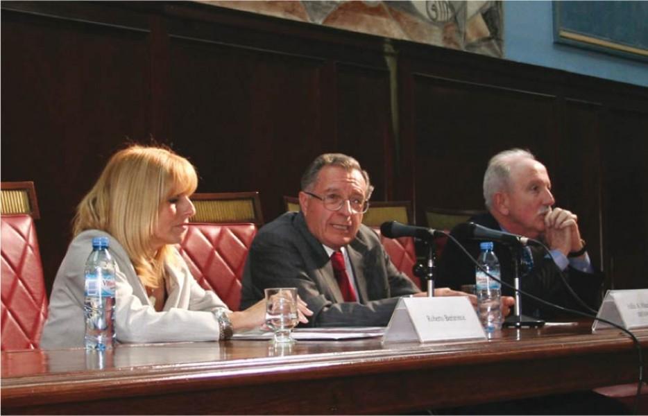 Silvia Guahnon, Roberto Berizonce y Jorge L. Kielmanovich