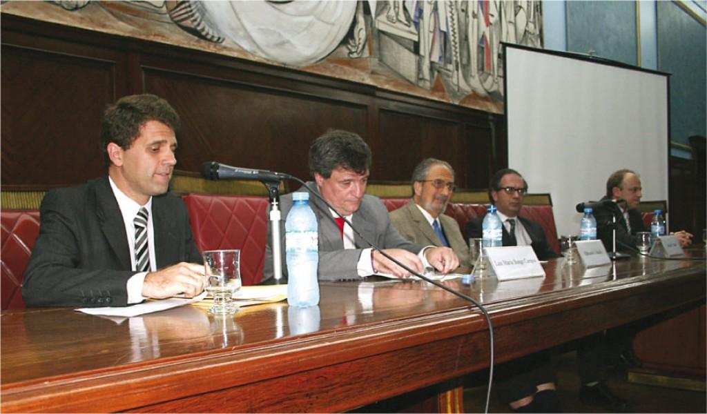 Gabriel I. Anitua, Luis M. Bunge Campos, Edmundo S. Hendler, Hernán V. Gullco e Ignacio F. Tedesco