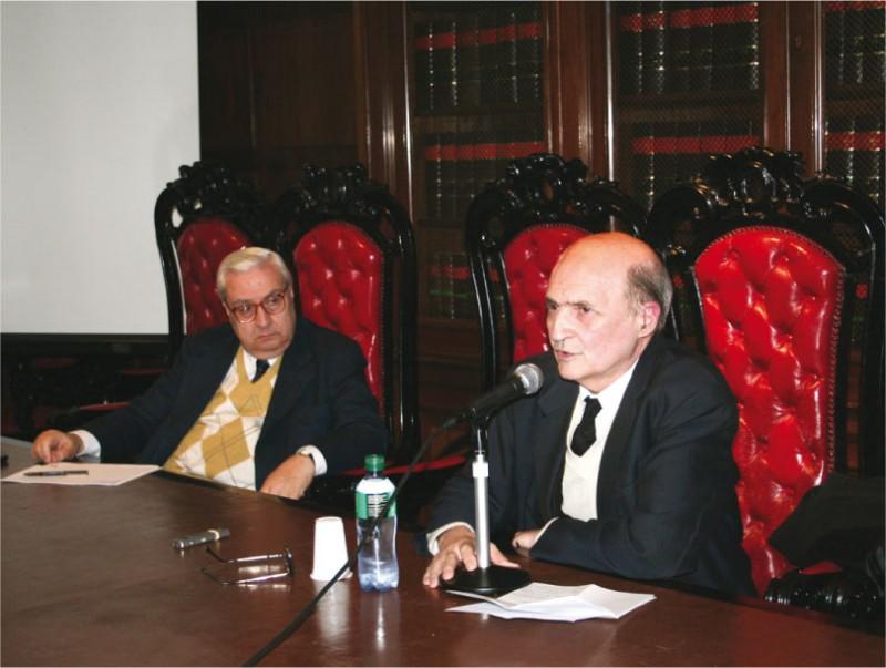 Ricardo A. Guibourg y Miguel Ángel Ciuro Caldani