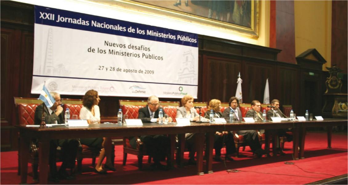 Durante el acto de apertura realizado el 27 de agosto se firmó un convenio de cooperación interinstitucional que instaurará canales de colaboración y asistencia