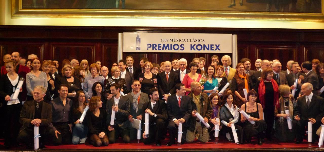 La Fundación Konex continúa con su trabajo dirigido a estimular y promover aquellas iniciativas de jerarquía científica, artística, filantrópica, cultural y deportiva