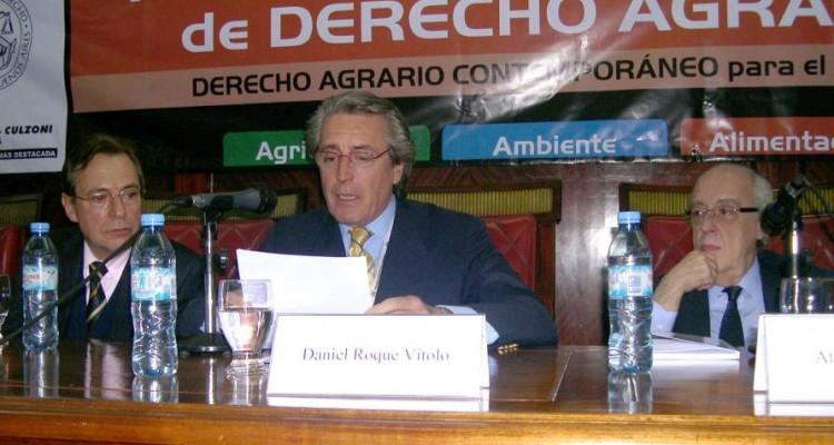 Jorge A. Franza, Daniel R. Vítolo y Atilio A. Alterini