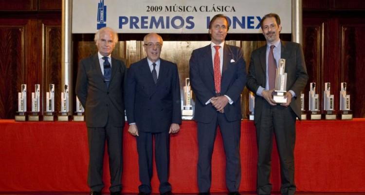 Ernesto Orlando, Atilio Alterini, Javier Negri y Juan Carlos Figueiras