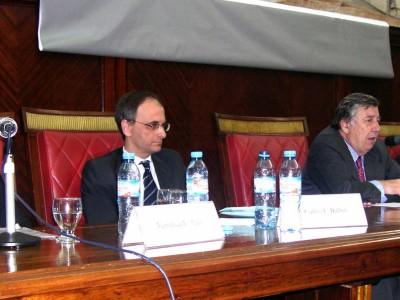 Verónica L. Arias, Carlos F. Balbín, Héctor Mairal y Hernán Celorrio