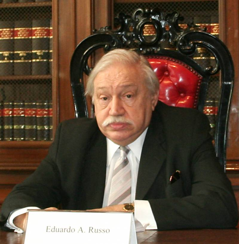 Eduardo Ángel Russo