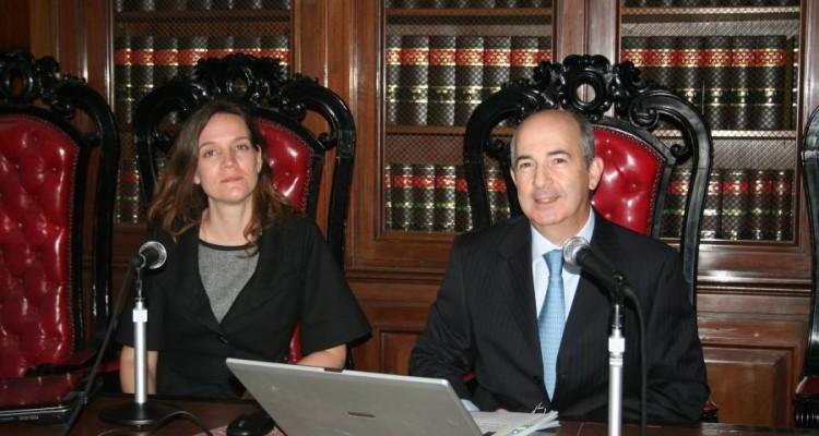 Maria Anna Hoeks y Diego Chami