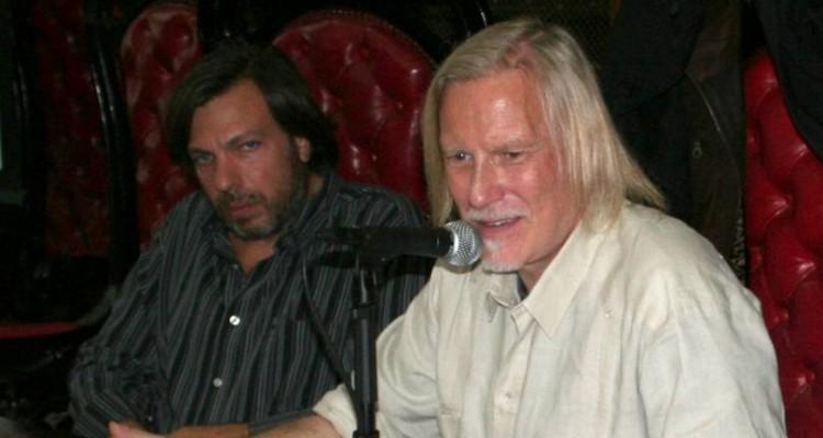 Daniel Ricci y Peter McLaren