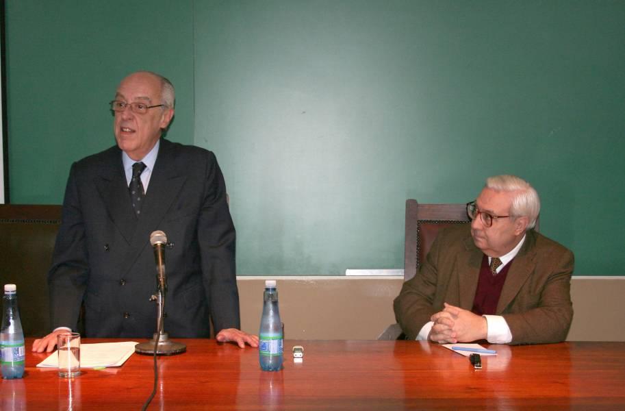 Atilio Alterini y Ricardo Guibourg