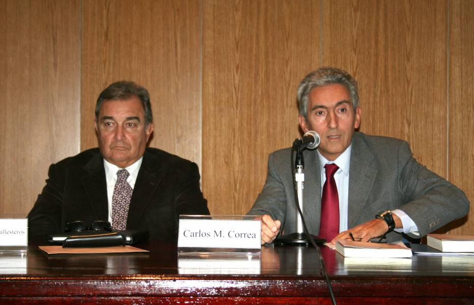 Carlos Fernández Ballesteros y Carlos M. Correa
