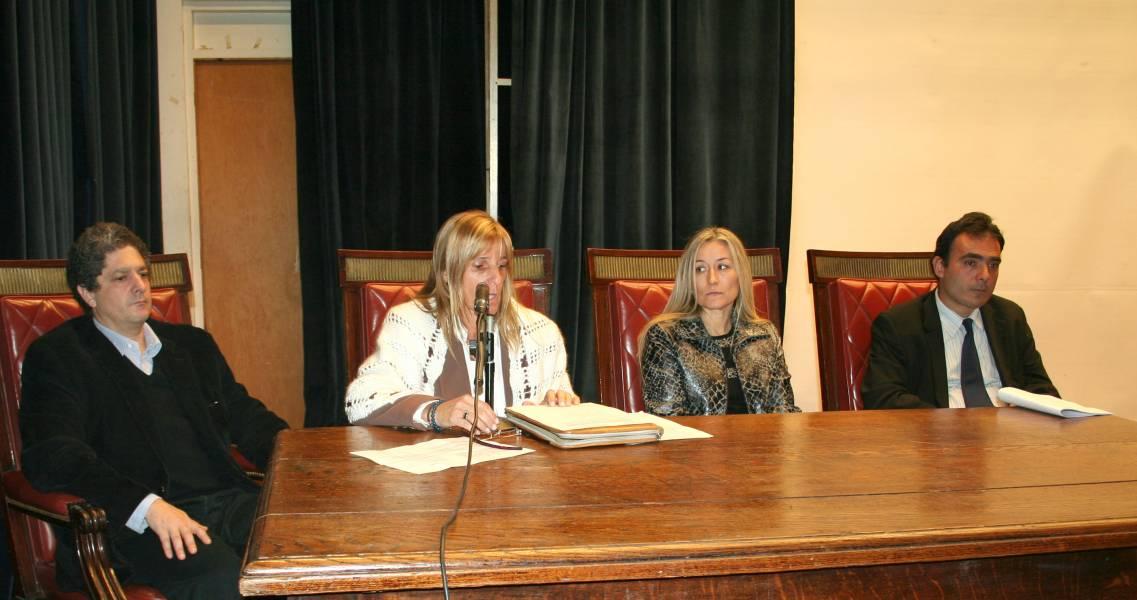 Marcelo Alegre, Fernanda M. Ledesma, María S. Villaverde y Juan A. Seda