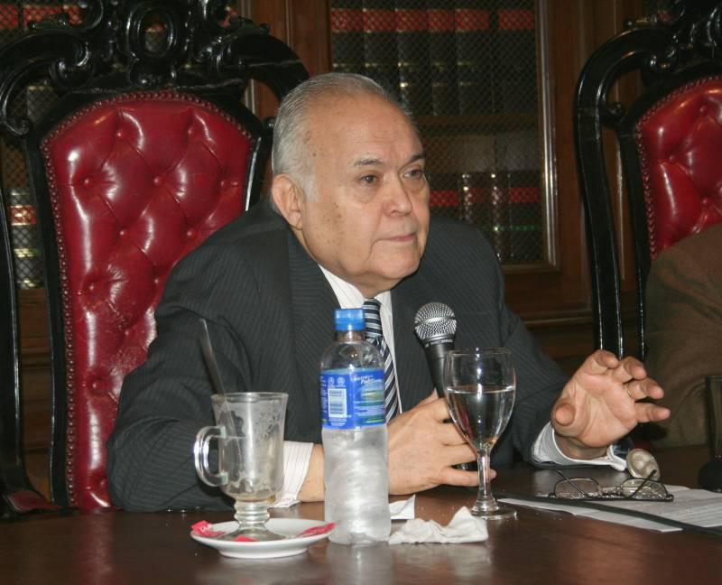 Agustín Gordillo