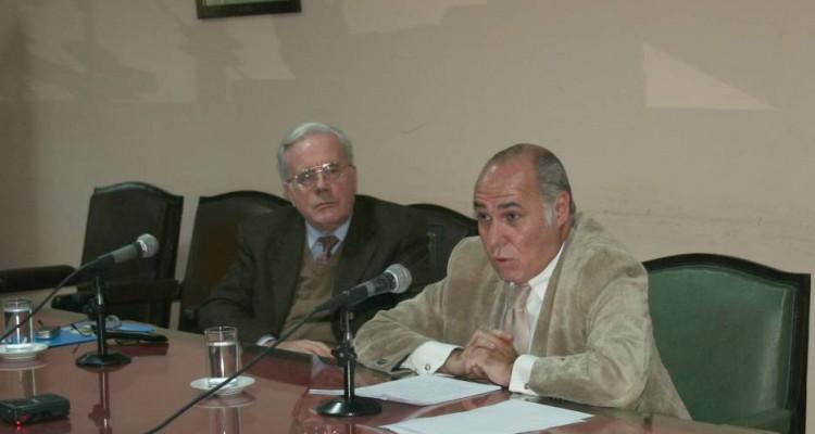 Tulio Ortiz y Omar López Matos