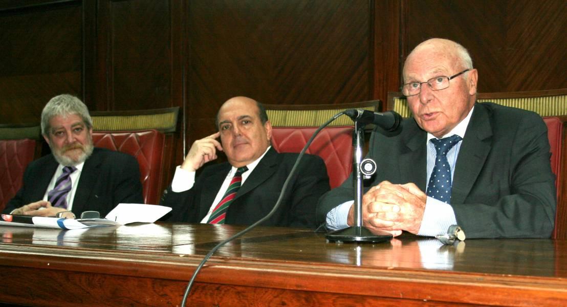Gregorio Flax, Roberto Malkassian e Yves Ternon
