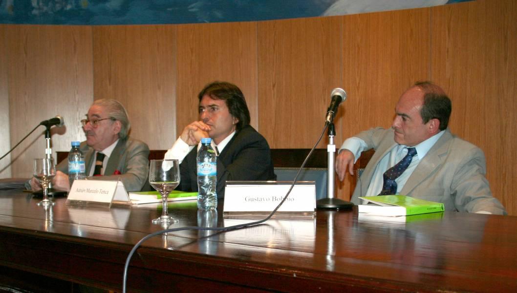 Norberto E. Spolansky, Adrián M. Tenca y Gustavo Bobbio
