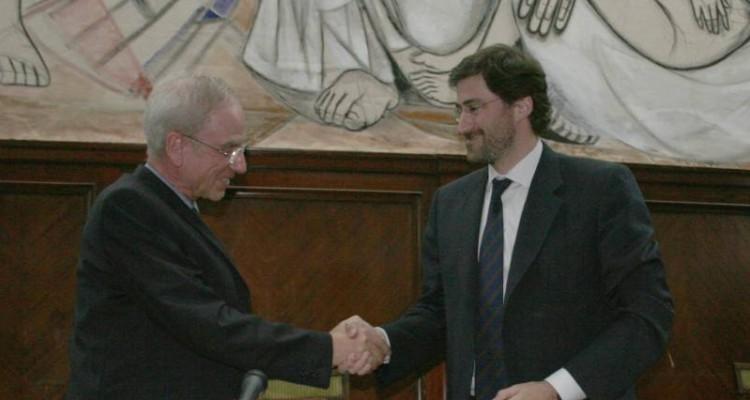 Dieter Nohlen y Carlos Mas Velez