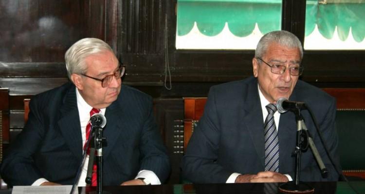 Ricardo A. Guibourg y José Rolando Chirico