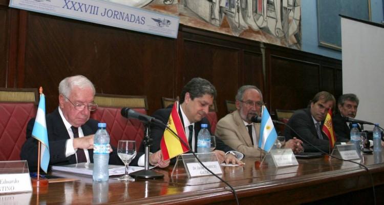 Marcelo Alegre, Rafael de Agapito Serrano, Alejandro A. Granados y Jorge Maquez