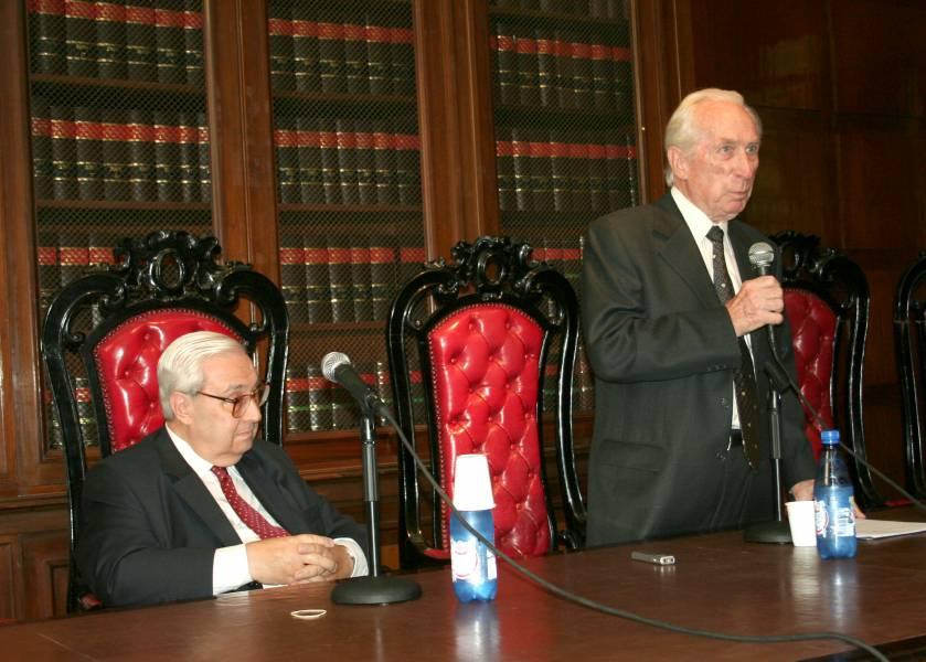 Ricardo A. Guibourg y Eugenio Bulygin