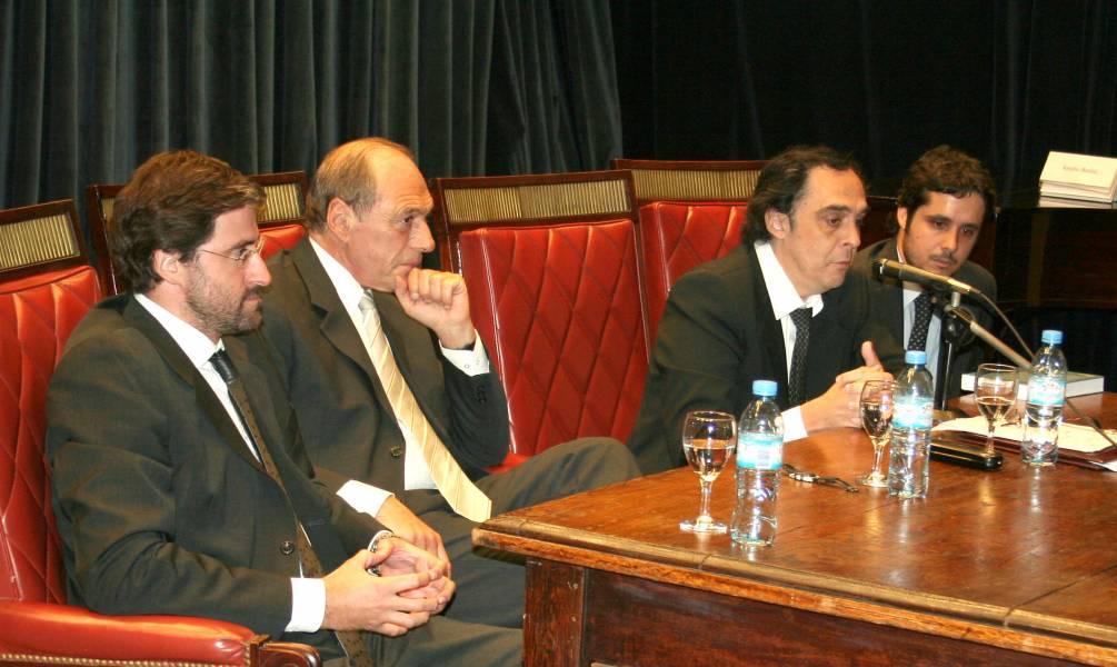 Carlos Mas Velez, Eugenio R. Zaffaroni, Raúl Gustavo Ferreyra y Leandro A. Martínez