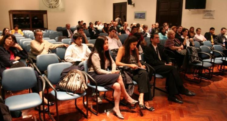 """Presentación del programa """"Cuestiones de Estado"""""""