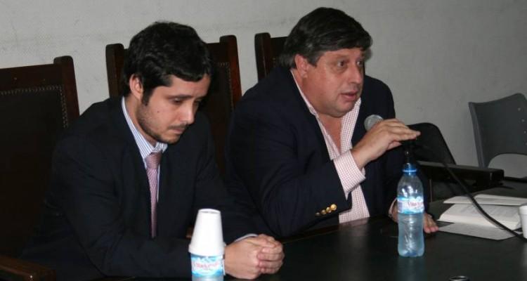 Leandro A. Martínez y Marcelo López Alfonsín