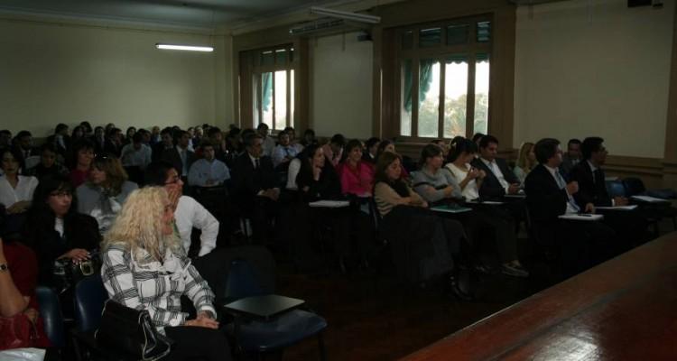 Ciclo de conferencias del Prof. Luca Marafioti