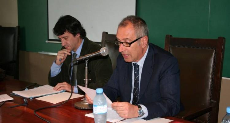 Daniel Pastor y Luca Marafioti
