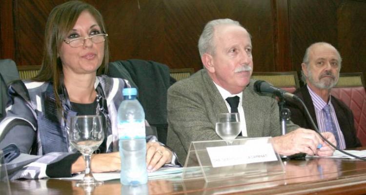 Gladys A. Carminati, Jorge L. Kielmanovich y Eduardo Sirkin
