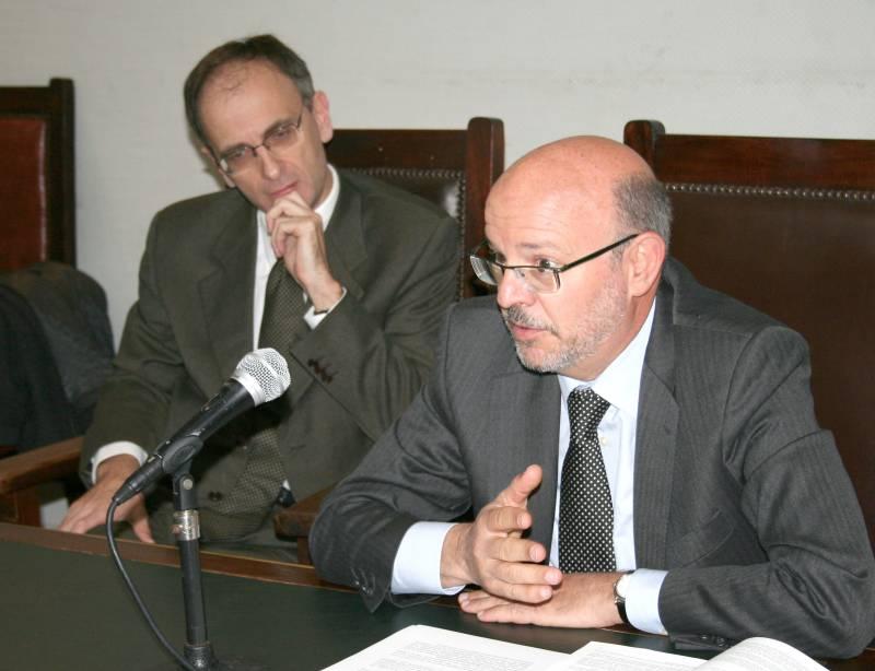 Carlos F. Balbín y Miguel Sánchez Morón