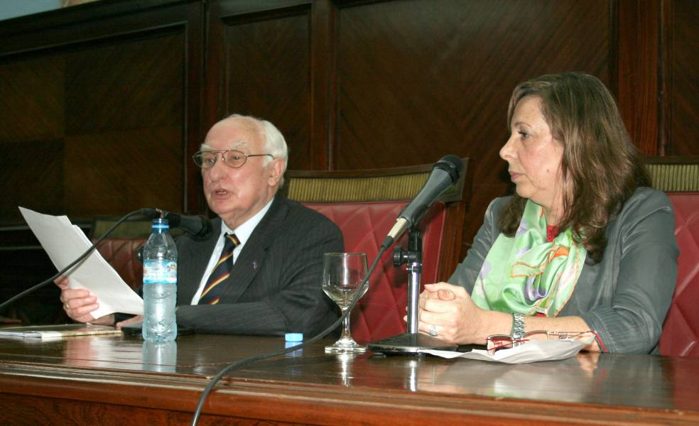 Hans Ankum e Irma Adriana García Netto