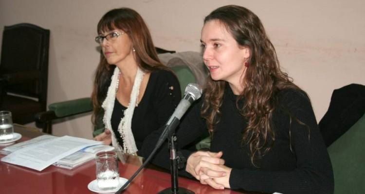 Helena Casas y Mariana Baresi