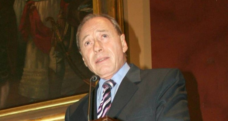 Profesor Emérito Raúl Zaffaroni