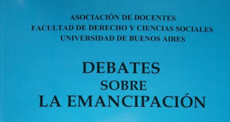 Debate sobre la emancipación