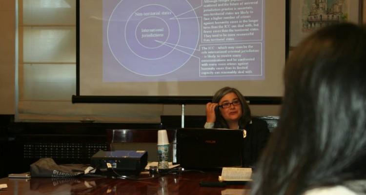 Proyecto de herramientas jurídicas de la Corte Penal Internacional y la matriz de casos: una presentación para académicos e investigadores