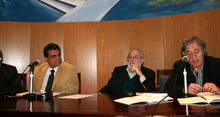 Halton Cheadle, Lelio Bentes Côrrea, Mario Ackerman y Antonio Baylos Grau
