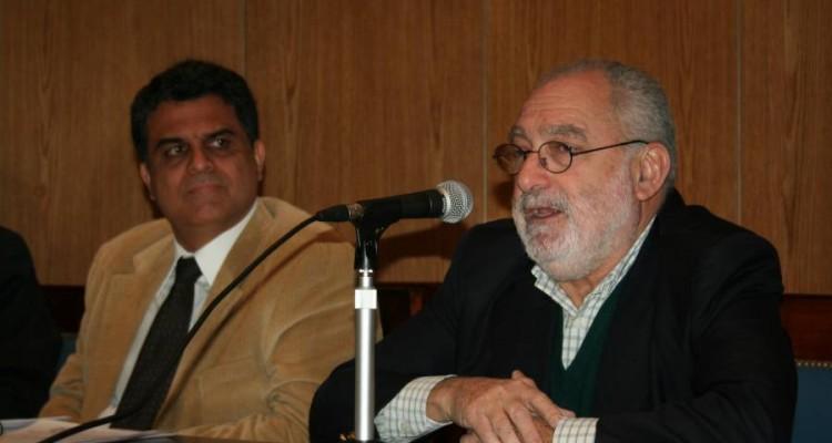 Lelio Bentes Côrrea y Mario Ackerman