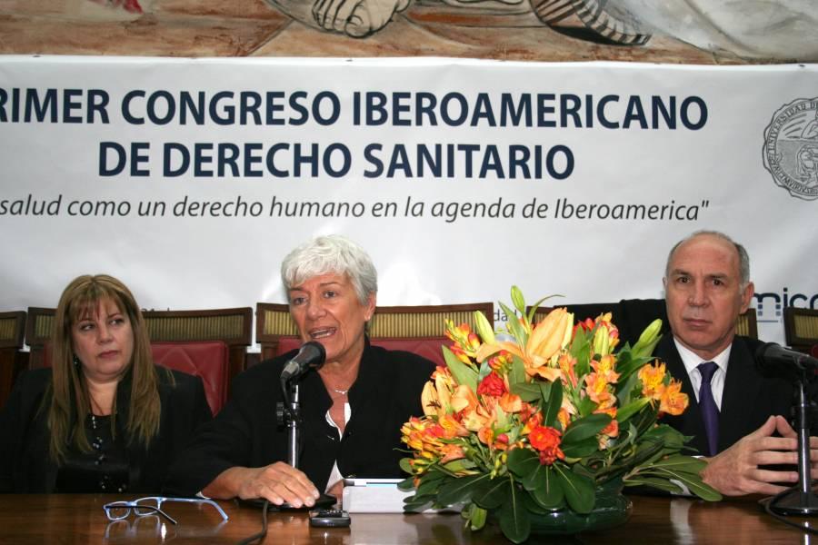 Marisa Aizenberg, Mónica Pinto y Ricardo L. Lorenzetti