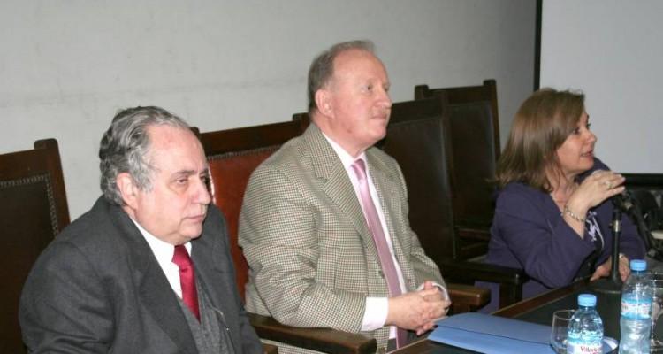 Mario Resnik, Daniel Sabsay y Adelina Loianno