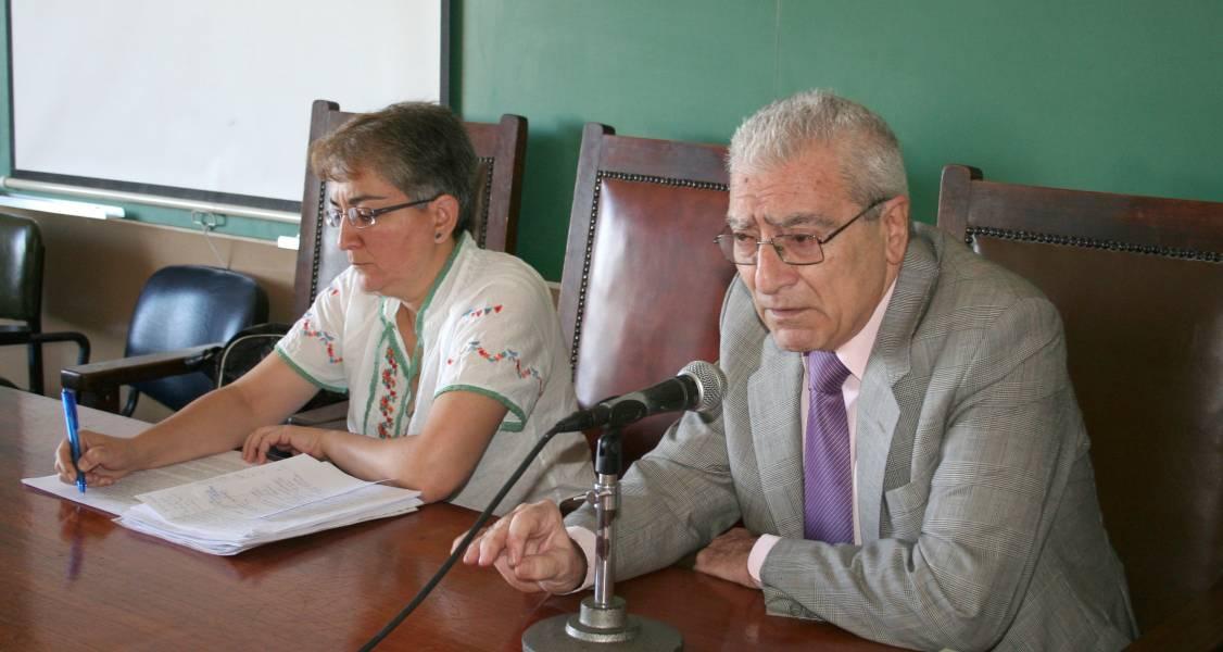 María Isabel Narváez Mora y José Rolando Chirico