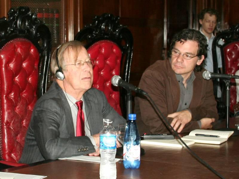 Ronald Dworkin y Roberto Gargarella