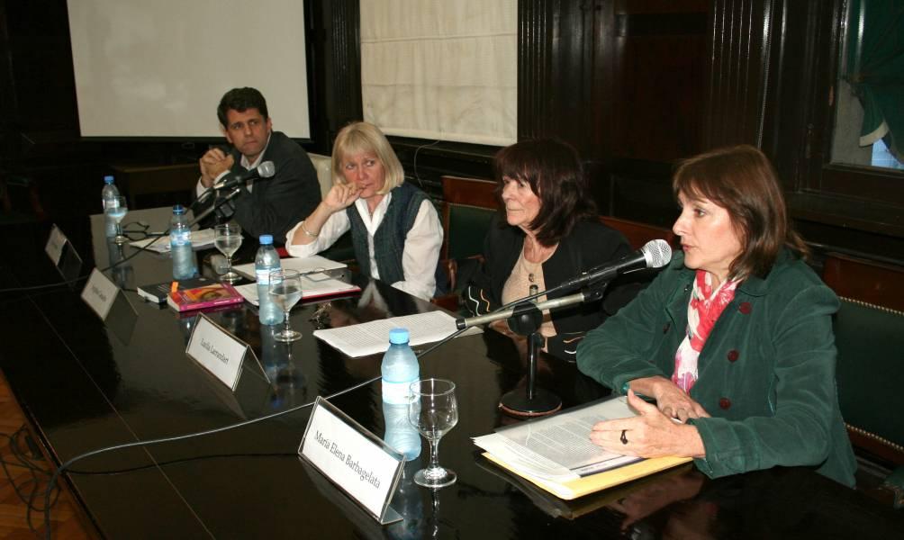 Gabriel I. Anitua, Jorgelina Camadro, Lucila Larrandart y María Elena Barbagelata