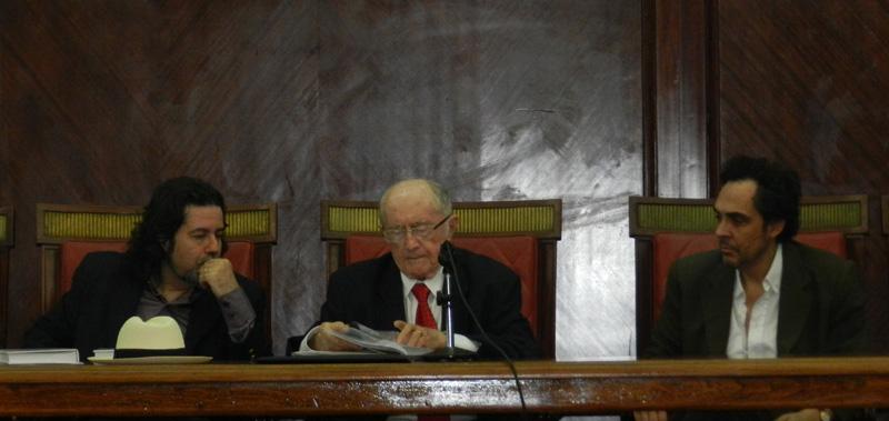 Ricardo Rabinovich-Berkman, Paulo Bonavides y Raúl Gustavo Ferreyra