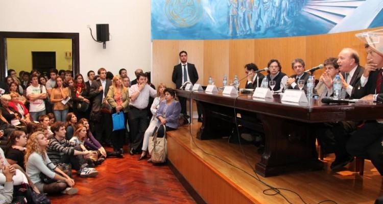 """Programa """"Cuestiones de Estado"""" - La Reforma Judicial y la Constitución Nacional"""