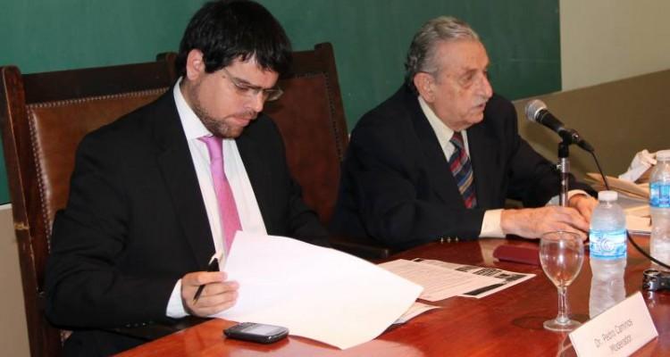 Pedro Caminos y Arturo Pellet Lastra