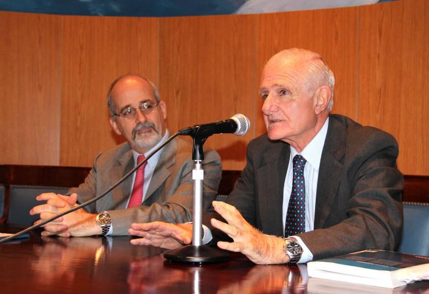 Guido S. Tawil y José W. Tobías