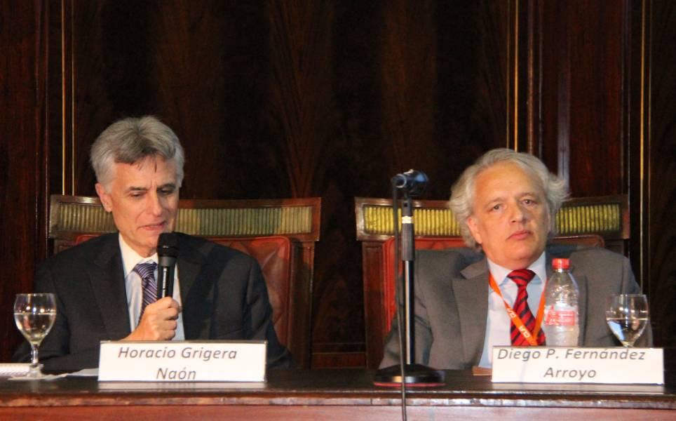 Horacio Grigera Naón y Diego P. Fernández Arroyo