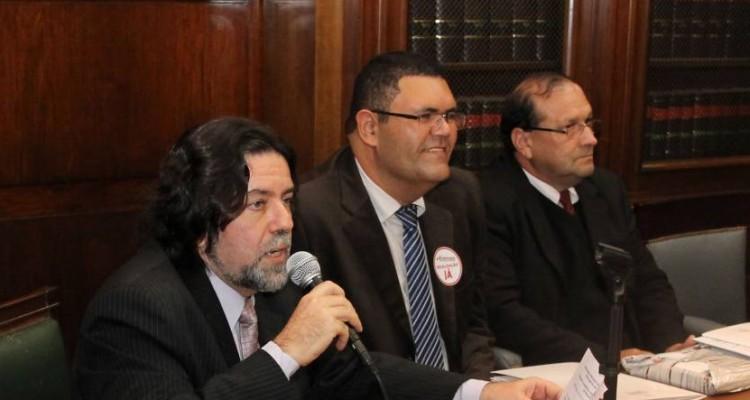 Ricardo Rabinovich-Berkman, Vicente Celestino de França y Zacarías Vera