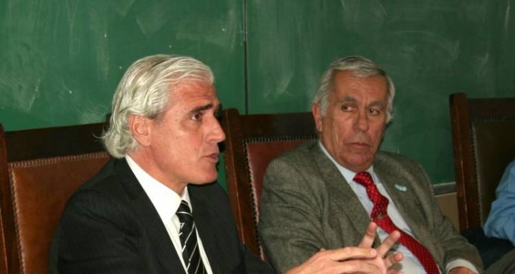 Fernando Tomeo y Guillermo Mizraji