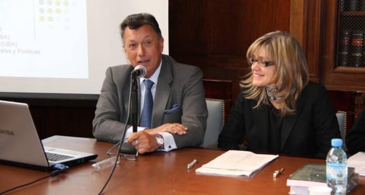 Alberto R. Dalla Via y Mariela Morales Antoniazzi